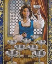 Nine of Cups: Mộc Tinh Trong Song Ngư 14
