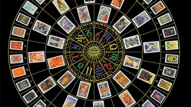 Lá Bài Tarot và Chu Kỳ Hoàng Đạo Trong Năm 1