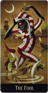 Deviant Moon Tarot - Sách Hướng Dẫn 2