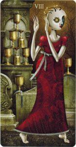 Deviant Moon Tarot - Sách Hướng Dẫn 45
