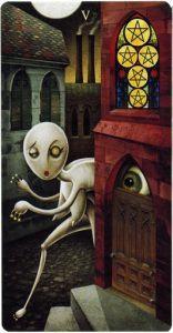 Deviant Moon Tarot - Sách Hướng Dẫn 28