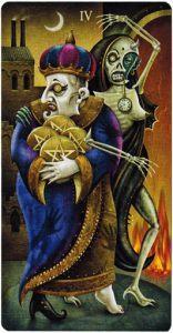 Deviant Moon Tarot - Sách Hướng Dẫn 27