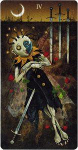 Deviant Moon Tarot - Sách Hướng Dẫn 55