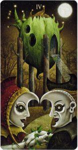 Deviant Moon Tarot - Sách Hướng Dẫn 69