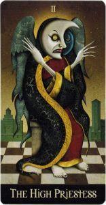 Deviant Moon Tarot - Sách Hướng Dẫn 4