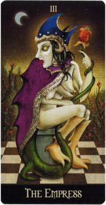 Deviant Moon Tarot - Sách Hướng Dẫn 5