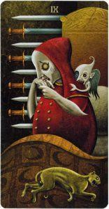 Deviant Moon Tarot - Sách Hướng Dẫn 60