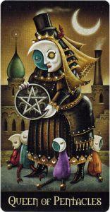 Deviant Moon Tarot - Sách Hướng Dẫn 36