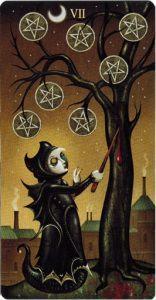 Deviant Moon Tarot - Sách Hướng Dẫn 30