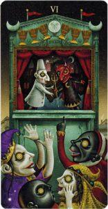 Deviant Moon Tarot - Sách Hướng Dẫn 43