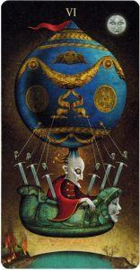Deviant Moon Tarot - Sách Hướng Dẫn 57