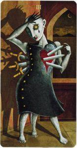 Deviant Moon Tarot - Sách Hướng Dẫn 54