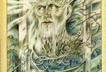 Hình Ảnh Lá Two of Swords - Ghosts and Spirits Tarot Kênh Kiến Thức Và Tri Thức