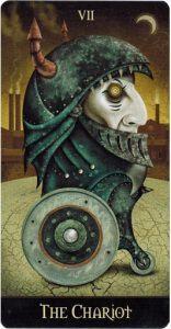 Deviant Moon Tarot - Sách Hướng Dẫn 9