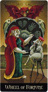 Deviant Moon Tarot - Sách Hướng Dẫn 12