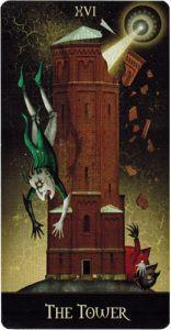 Deviant Moon Tarot - Sách Hướng Dẫn 18