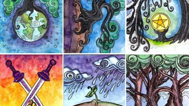 Tarot of Trees - Sách Hướng Dẫn 1