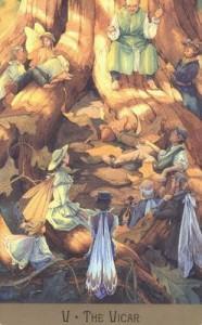 Bộ Bài Victorian Fairy Tarot - Sách Hướng Dẫn 7