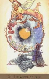 Bộ Bài Victorian Fairy Tarot - Sách Hướng Dẫn 12