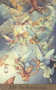 Bộ Bài Victorian Fairy Tarot - Sách Hướng Dẫn 18