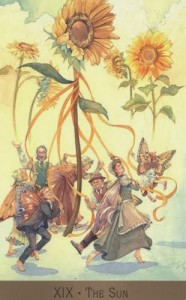 Bộ Bài Victorian Fairy Tarot - Sách Hướng Dẫn 21