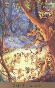 Bộ Bài Victorian Fairy Tarot - Sách Hướng Dẫn 23