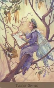 Bộ Bài Victorian Fairy Tarot - Sách Hướng Dẫn 25