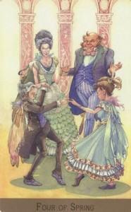 Bộ Bài Victorian Fairy Tarot - Sách Hướng Dẫn 27