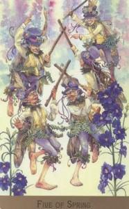 Bộ Bài Victorian Fairy Tarot - Sách Hướng Dẫn 28