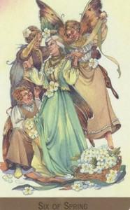 Bộ Bài Victorian Fairy Tarot - Sách Hướng Dẫn 29
