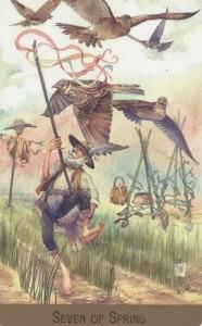 Bộ Bài Victorian Fairy Tarot - Sách Hướng Dẫn 30