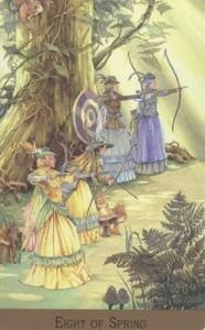 Bộ Bài Victorian Fairy Tarot - Sách Hướng Dẫn 31