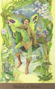 Bộ Bài Victorian Fairy Tarot - Sách Hướng Dẫn 34