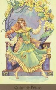 Bộ Bài Victorian Fairy Tarot - Sách Hướng Dẫn 36