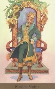 Bộ Bài Victorian Fairy Tarot - Sách Hướng Dẫn 37