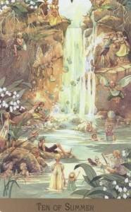 Bộ Bài Victorian Fairy Tarot - Sách Hướng Dẫn 47