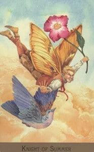 Bộ Bài Victorian Fairy Tarot - Sách Hướng Dẫn 49
