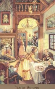 Bộ Bài Victorian Fairy Tarot - Sách Hướng Dẫn 61
