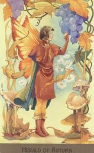 Bộ Bài Victorian Fairy Tarot - Sách Hướng Dẫn 62