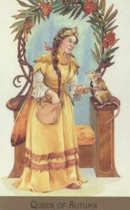 Bộ Bài Victorian Fairy Tarot - Sách Hướng Dẫn 64