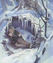Lá Four of Winter - Victorian Fairy Tarot 7