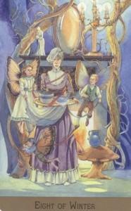 Bộ Bài Victorian Fairy Tarot - Sách Hướng Dẫn 73