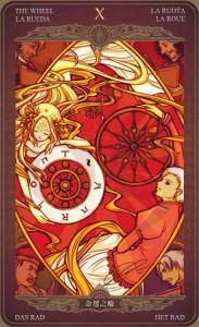 Oze69 Watchers Tarot - Sách Hướng Dẫn 12