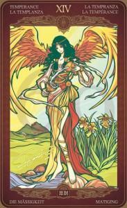 Oze69 Watchers Tarot - Sách Hướng Dẫn 16