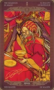 Oze69 Watchers Tarot - Sách Hướng Dẫn 3