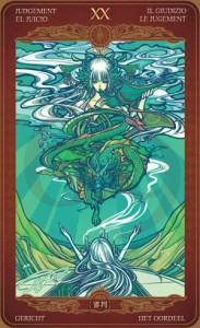 Oze69 Watchers Tarot - Sách Hướng Dẫn 22