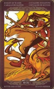 Oze69 Watchers Tarot - Sách Hướng Dẫn 35