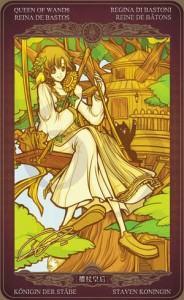 Oze69 Watchers Tarot - Sách Hướng Dẫn 36