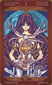 Oze69 Watchers Tarot - Sách Hướng Dẫn 38