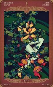 Oze69 Watchers Tarot - Sách Hướng Dẫn 42